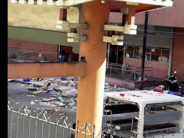 Al menos dos muertos y 21 heridos en una explosión en el sur de Filipinas