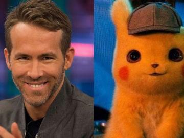 Ryan Reynolds es 'Detective Pikachu'