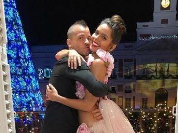 Dabiz Muñoz junto a Cristina Pedroche