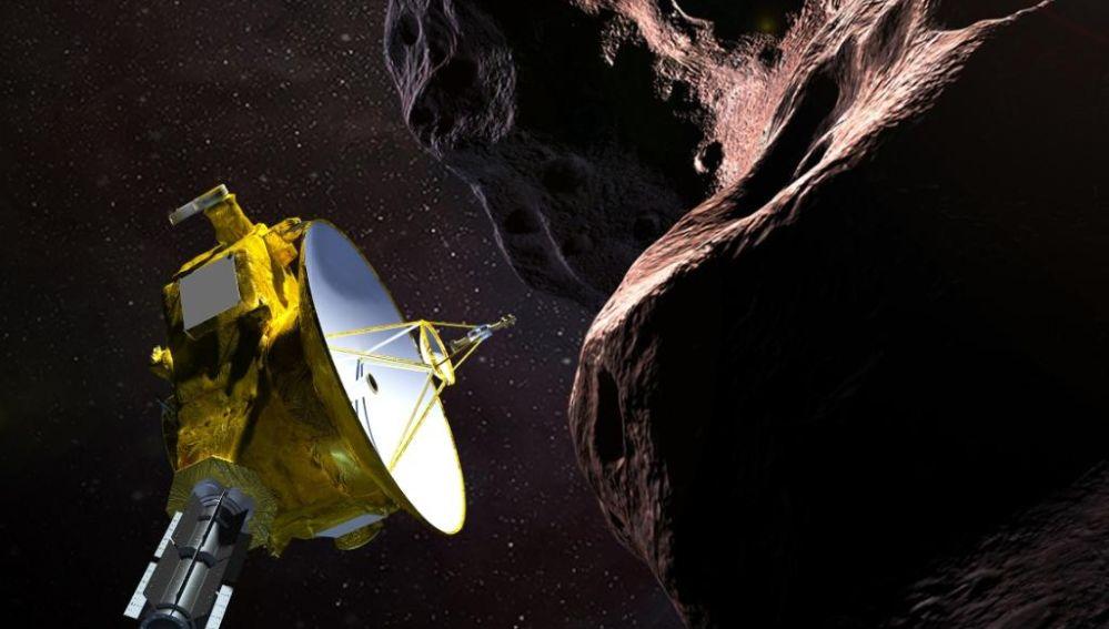 La sonsa New Horizons