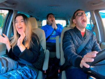 Mimi y Brays Efe estallan de emoción al descubrir su canción para el Concierto de Año Nuevo de 'Tu cara me suena'