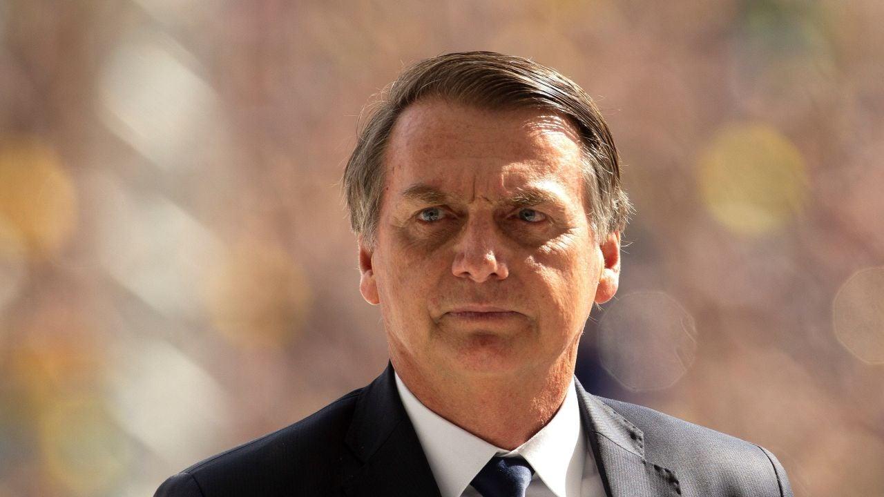 Bolsonaro Cancela Su Viaje A Estados Unidos Tras Una