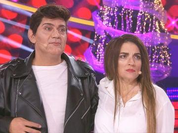 Silvia Abril y José Corbacho obtienen más puntos en 'Tu cara me suena' que Amaia y Alfred en Eurovisión