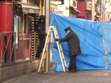 """Un hombre atropella a nueve personas en el centro de Tokio y lo reivindica como """"acto terrorista"""""""