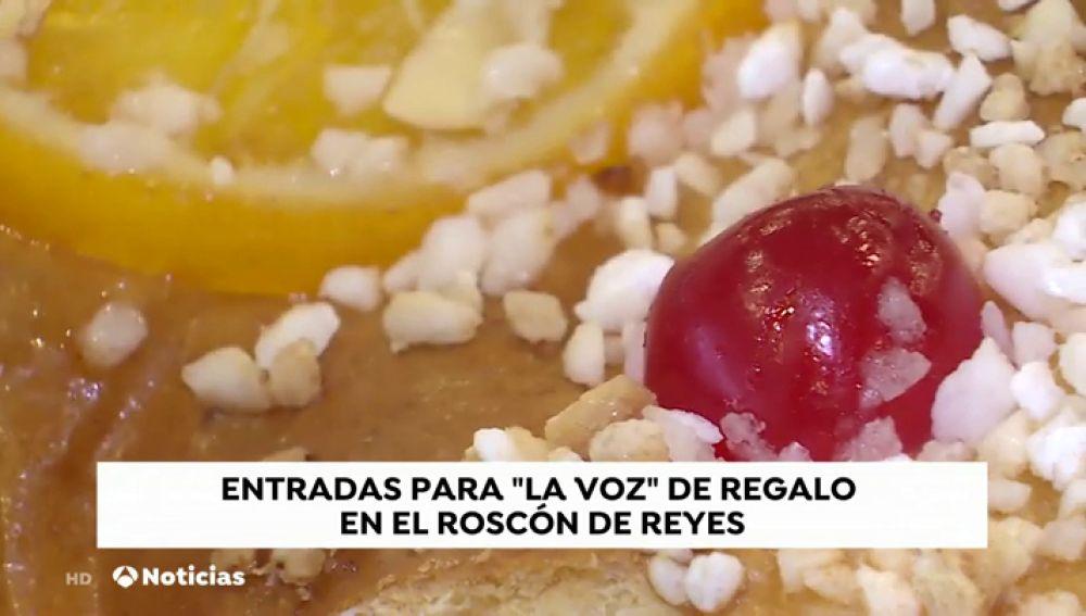 VIDEO ROSCON LA VOZ