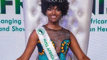 Miss África 2018