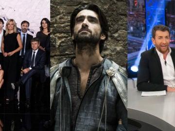 Audiencias anuales de Antena 3