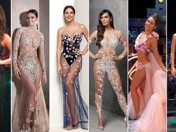 Todos los vestidos de Cristina Pedroche para las Campanadas 2018