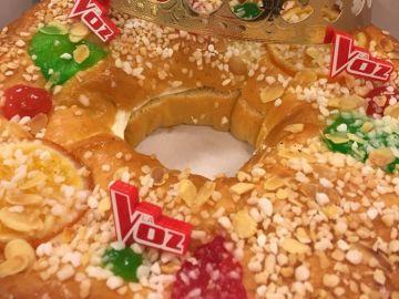 ¡Compra tu roscón de Reyes y consigue una entrada para el concierto de 'La Voz'!