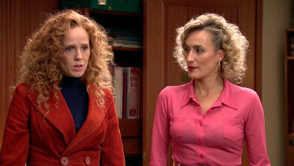 Natalia pide consejo a Quintero sobre cómo acometer su venganza