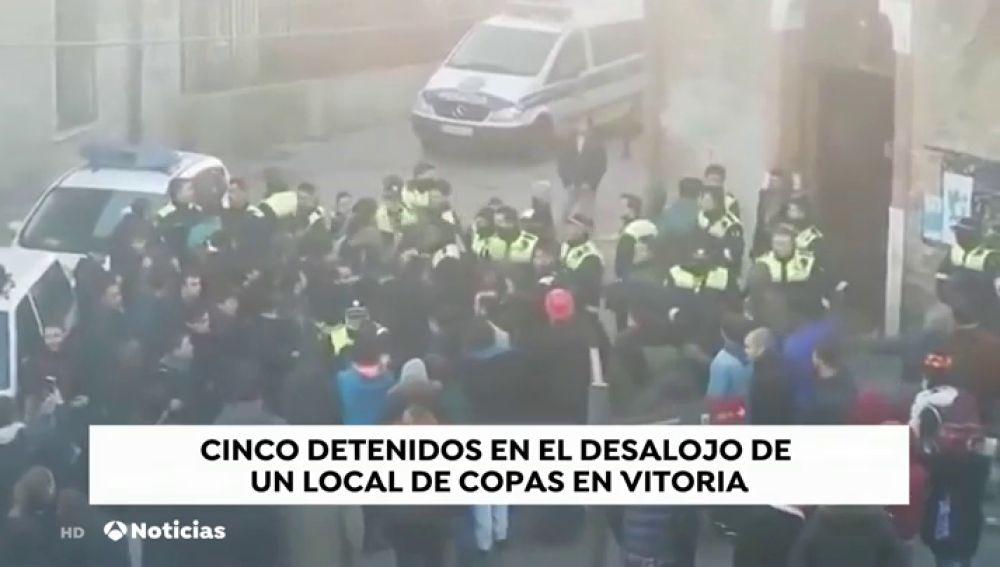 Investigan dos tiroteos en un barrio de Málaga en menos de 24 horas