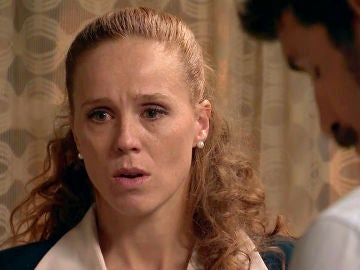 """Carlos, destrozado, a Natalia: """"No volveré a acercarme a ti"""""""