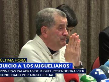 Declaraciones de Miguel Rosendo