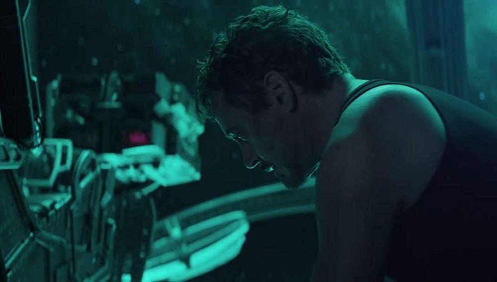 Robert Downey Jr. en 'Vengadores: Endgame'