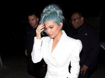 El cambio de look de Kylie Jenner para dale la bienvenida al nuevo año