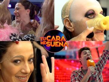 Así se vivió el Concierto de Año Nuevo de 'Tu cara me suena' tras las cámaras del programa