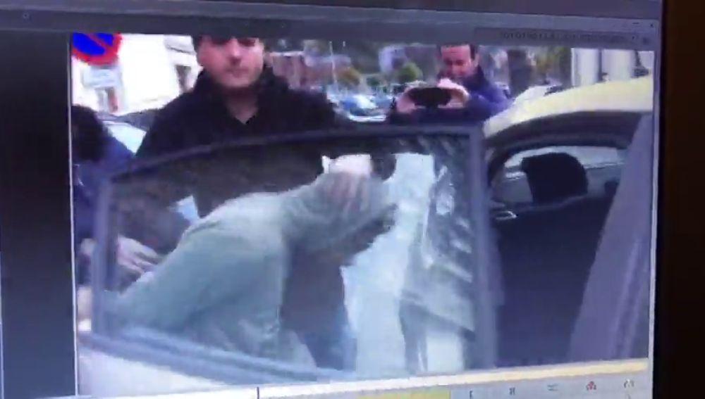 Así ha sido la detención del presunto asesino de una mujer en Laredo