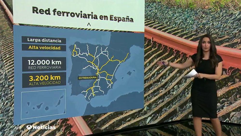 La elevada inversión en trenes de alta velocidad deja sin recursos a otras redes ferroviarias