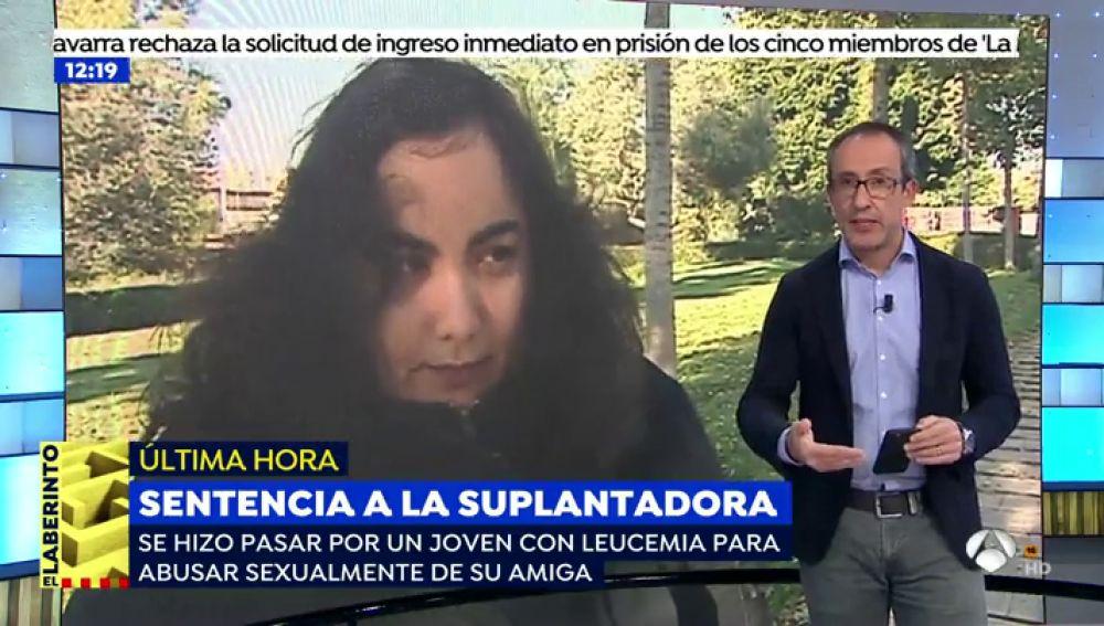 La suplantadora de identidades de Picassent condenada a cuatro años de cárcel por abuso sexual