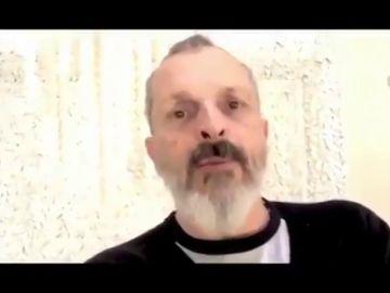 Miguel Bosé cuelga un vídeo en sus redes y saltan las alarmas sobre su salud