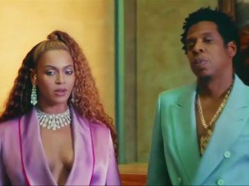La grabación de un videoclip de Beyonce y Jay-Z ayuda al Museo del Louvre a batir su record de visitantes