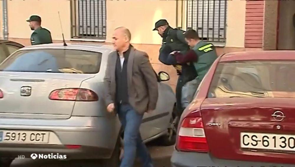 Los dos detenidos por presunta agresión sexual a una menor en Nochevieja en Burriana, trasladados al lugar de los hechos