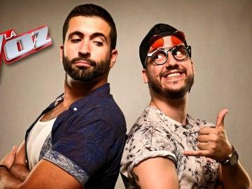 Minutos antes del estreno de 'La Voz', Keunam y Hermoti se conectarán en directo en Instagram y Twitter