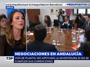 María Jamardo carga contra Toni Bolaño