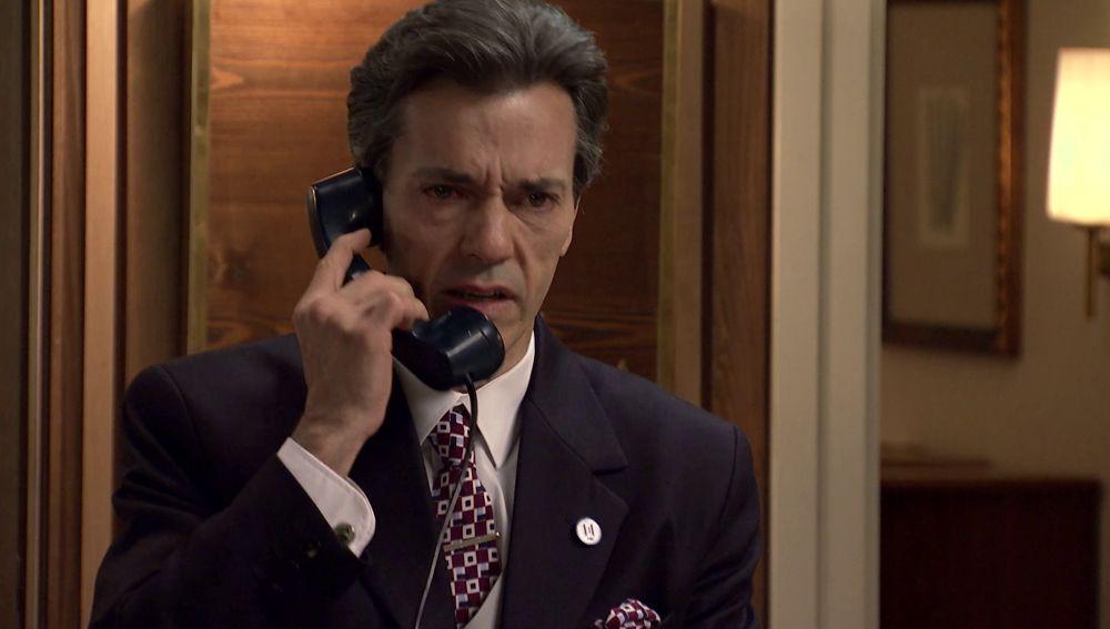 """Domingo recibe una terrible noticia: """"Es mi mujer"""""""