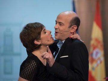 Las 'sugerentes' medidas de Anabel Alonso como presidenta del Gobierno de España