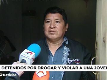 El padre de uno de los detenidos por la violación en Alicante: