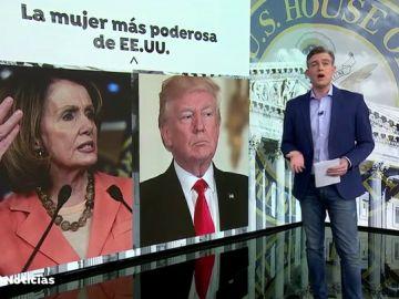 Nancy Pelosi, la mujer con el poder de bloquear y conseguir la destitución de Trump