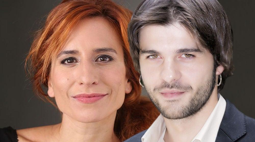 Marta Tomasa y Jordi Coll, Fe y Gonzalo en 'El secreto de Puente Viejo'