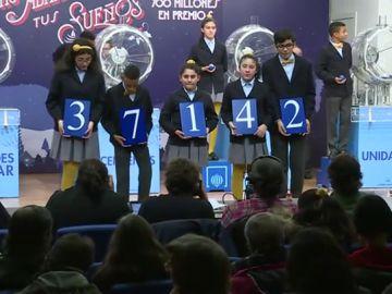 Este es el resumen de los Premios repartidos en la Lotería del Niño