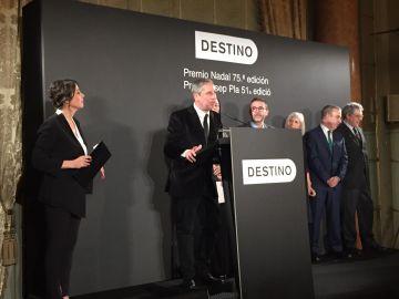 Guillermo Martínez Premio Nadal 2019