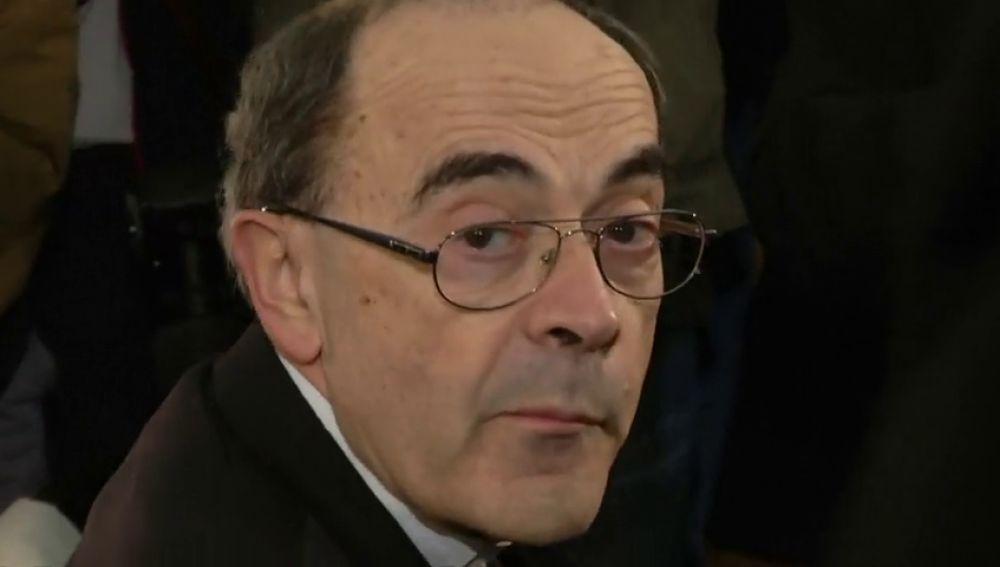 Juzgan al Arzobispo de Lyon por encubrir abusos sexuales a menores