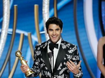 Darren Criss en los Globos de Oro