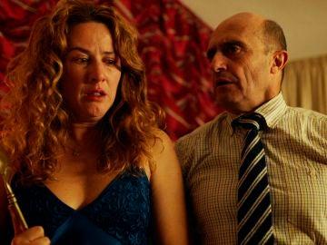 """Alfonso, a Almudena: """"Tu marido está muerto"""""""