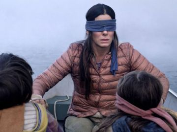 Sandra Bullock en 'A ciegas'