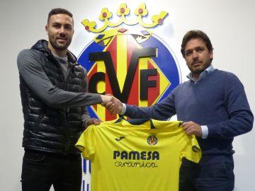 Iborra ficha por el Villarreal