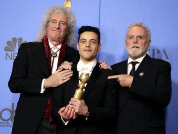 """Rami Malek gana el Globo de Oro al mejor actor de drama por """"Bohemian Rhapsody"""""""