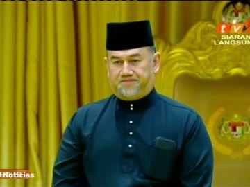 Malasia busca un nuevo monarca tras abdicar el rey Muhammad V