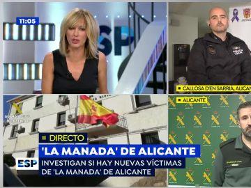 'La Manada' de Alicante