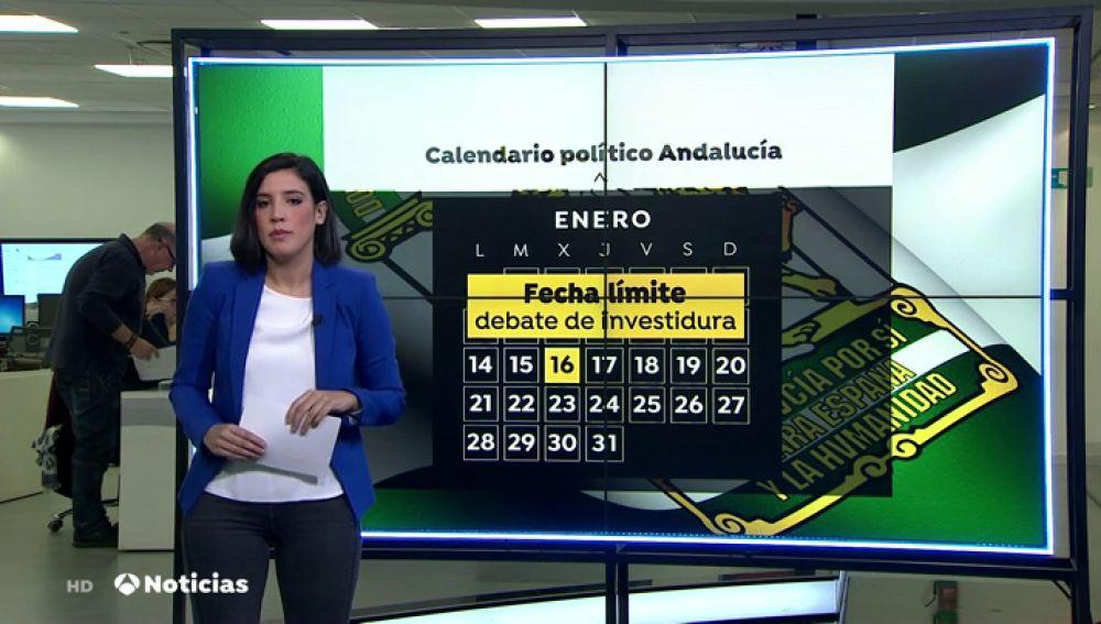 El acuerdo definitivo entre PP y C's en Andalucía podría ser cuestión de horas: Vox tiene la última palabra