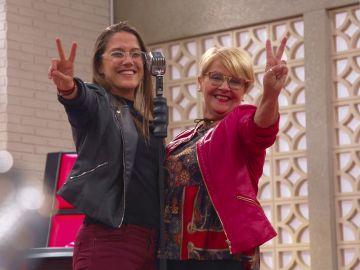 """Carmen Bautista y Laura Nieves: """"Queremos dejar el listón bien alto como madre e hija"""""""