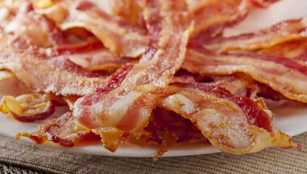 El truco definitivo para que el bacon salga de lo más crujiente