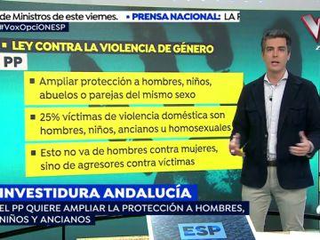 Gonzalo Bans analiza por qué Vox se opone a la actual ley de violencia de género