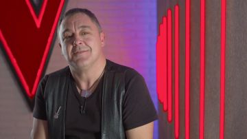 """Andrés Balado: """"Yo siempre veía 'La Voz' como una utopía"""""""