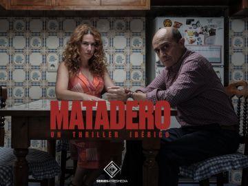 Almudena y Alfonso en 'Matadero'