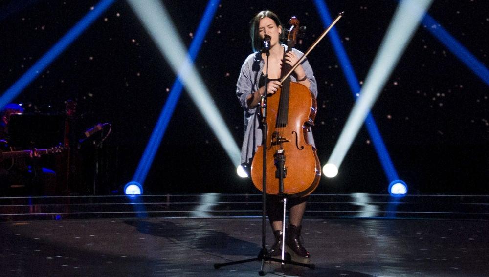 VÍDEO: Keila García canta 'Lost on you' en las 'Audiciones a ciegas' de 'La Voz'